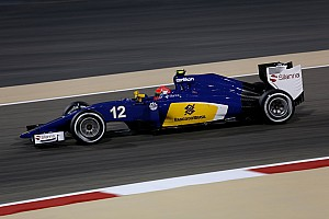 Formula 1 Breaking news Nasr fears Sauber form isn't to last