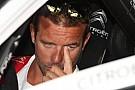 Loeb sufrió un fuerte accidente y López dominó la primera práctica