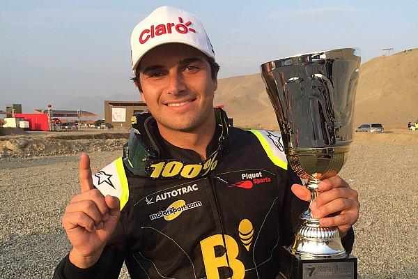 Piquet Jr. triunfa en Drivers Challenge
