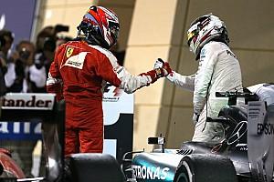 Formule 1 Actualités Mercedes-Ferrari, le duel pour le titre est