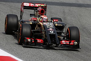 F1 Noticias de última hora Lotus falla en un crash test