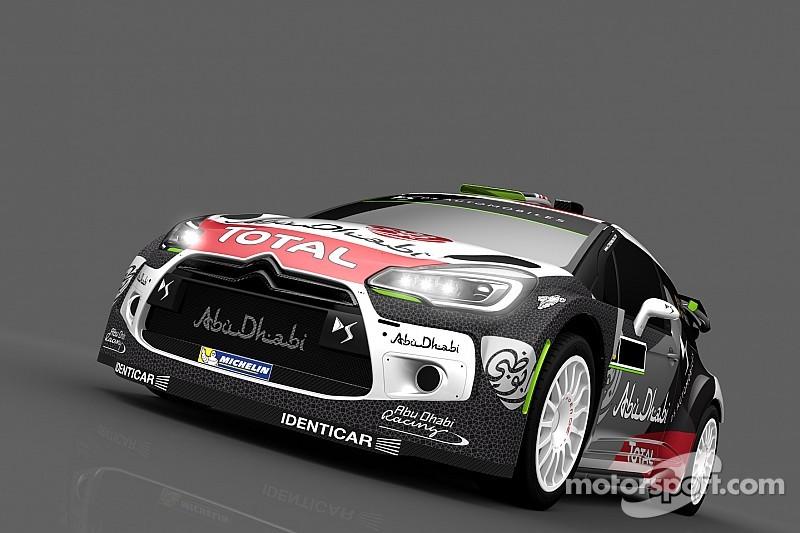 Citroen подготовила новую ливрею для DS3 WRC