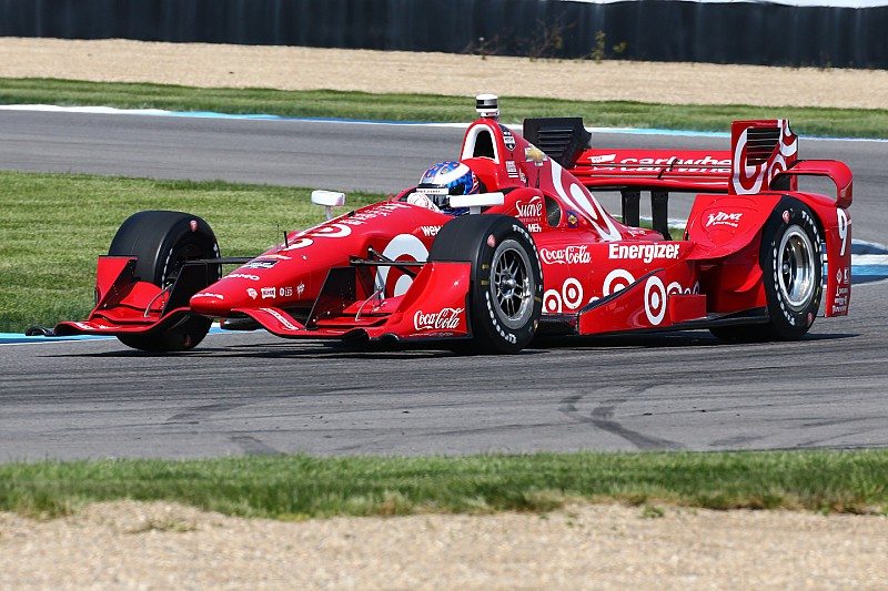 Chevrolet dominates Indianapolis GP opening day