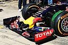 La nueva nariz de Red Bull es una