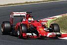Vettel battu mais pas déçu