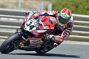 World Superbike Qualifying report Giugliano grabs emotional Superpole at Imola