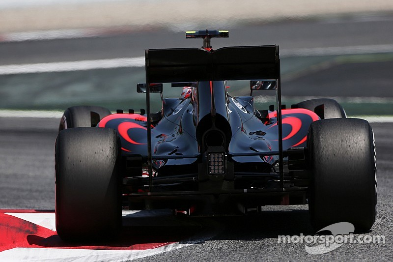 В McLaren рассчитывают на пятые двигатели