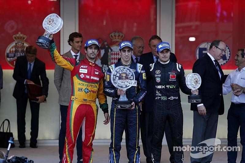 Buemi the first two-time Formula E winner