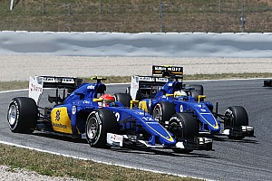 Formula 1 Race report No points for Sauber after solid performance on the Spanish GP