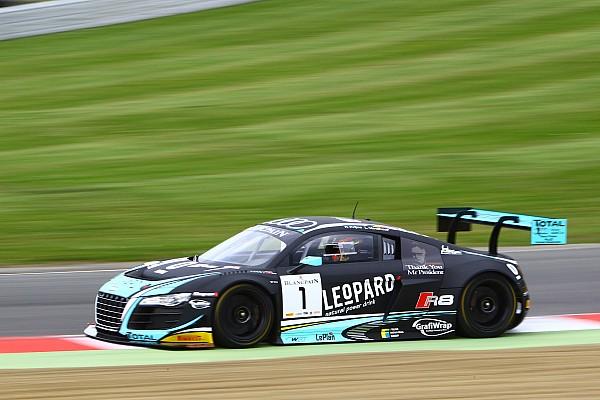 Blancpain Sprint Vanthoor et Frijns (Audi) dominateurs à Brands Hatch