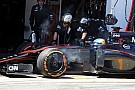 Visor tear-off caused Alonso's brake failure