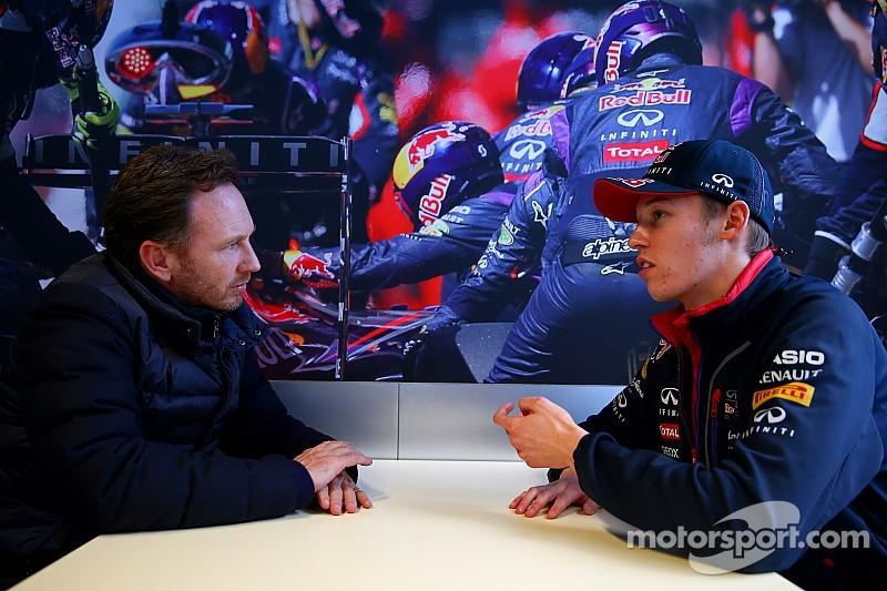 Хорнер защищает пилотов Red Bull Racing