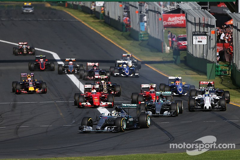 F1 race promoters demand 'urgent' engine rule change