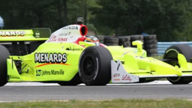 Indycar: la Vision Racing chiude i battenti
