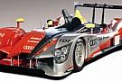 Le Mans: ecco la nuova livrea dell'Audi