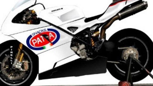 WSBK 2010: PATA main sponsor del B&G Racing