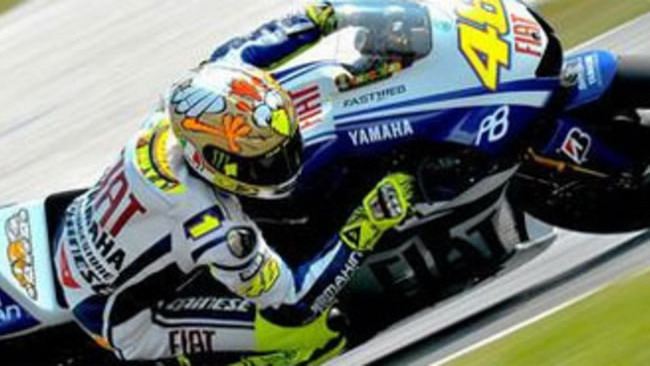 MotoGP, Sepang Test Day/3: Rossi ancora primo...
