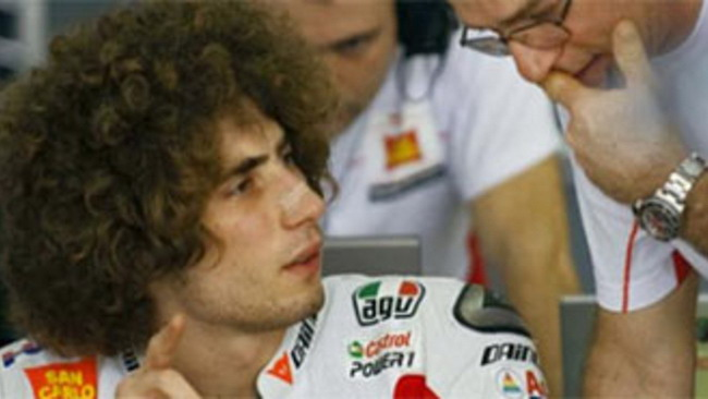 MotoGP 2010, Sepang/2, Test day/3: cade Simoncelli