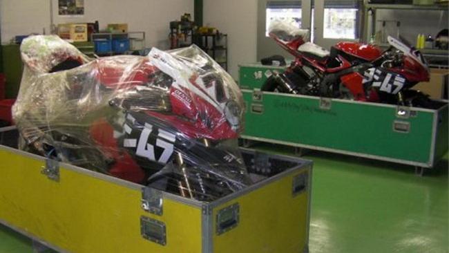 Suzuki Yoshimura conferma la sua presenza a Monza
