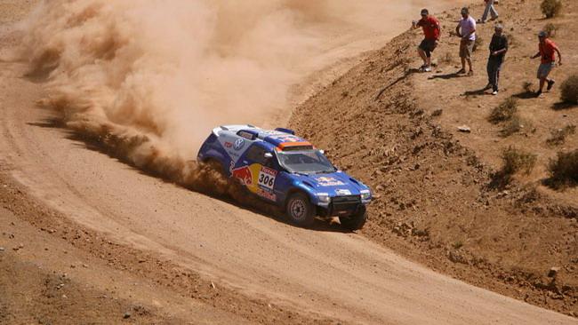 Ufficializzato il tracciato della Dakar 2011