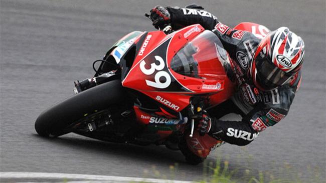 Suzuki Yoshimura: Sakai debutta a Monza