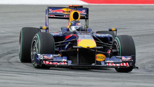 Barcellona: Vettel risponde alle McLaren nelle libere 2