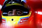 Alonso sbatte violentemente a Massenet!