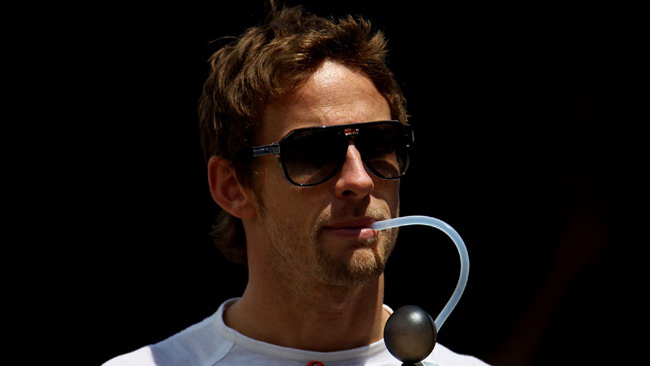 "Button: ""Massa mi ha rallentato!"""