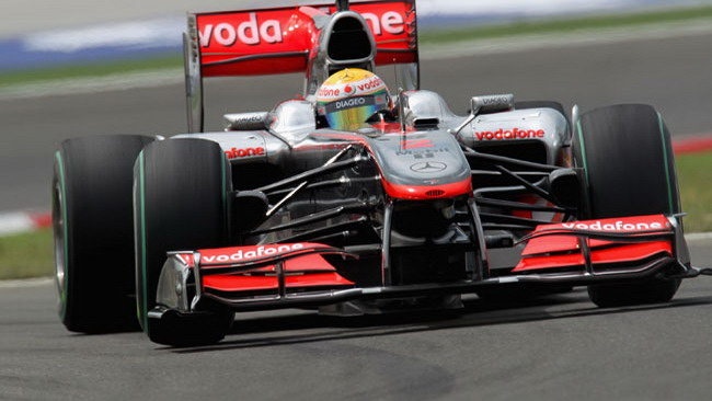 Hamilton: la gara si gioca in partenza