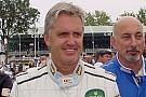 Eddie Cheever alla 24 Ore di Spa con un'Audi