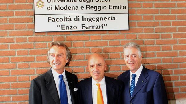 La facoltà di ingegneria intitolata a Enzo Ferrari
