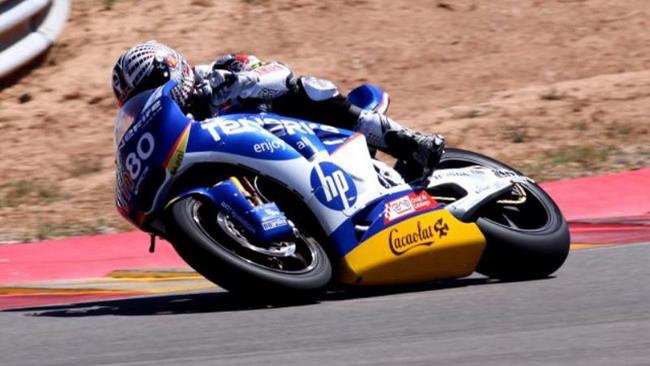 Il team Pons ha scelto Cudlin per il Sachsenring