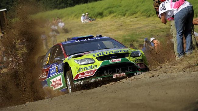 PS2: Hirvonen passa al comando in Finlandia