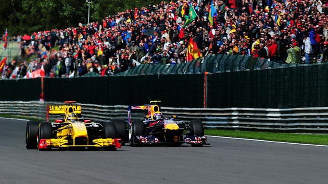 Kubica riporta la Renault sul podio