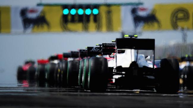 20 gare nel calendario 2011 provvisorio