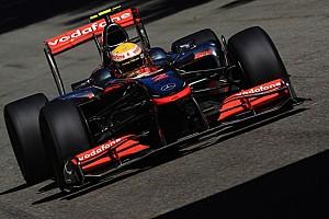 Formula 1 Ultime notizie Monza, libere 3: Hamilton vola senza l'F-Duct