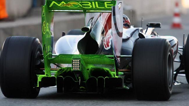 Red Bull Racing: Monza come una galleria del vento