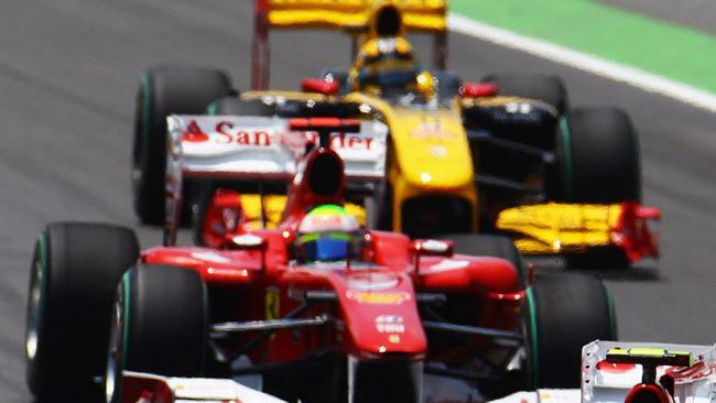 Ferrari e Renault si scambiano Massa e Kubica?