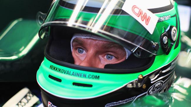 La McLaren è sulle tracce di Kovalainen?