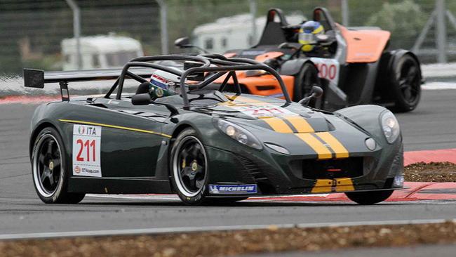 Lotus Sport Italia alla 6 Ore di Vallelunga
