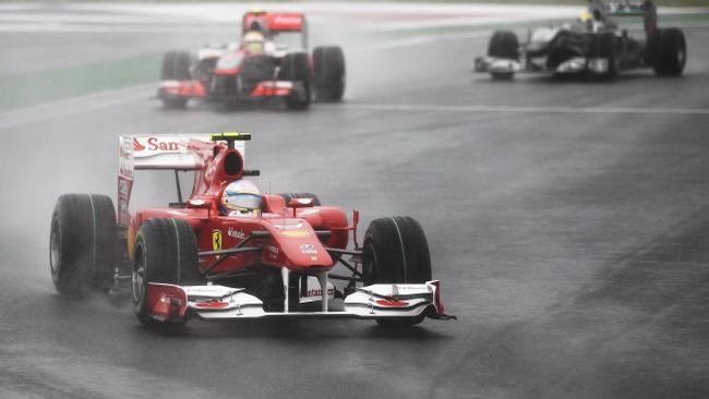 Alonso vince in Corea e passa in testa al mondiale!