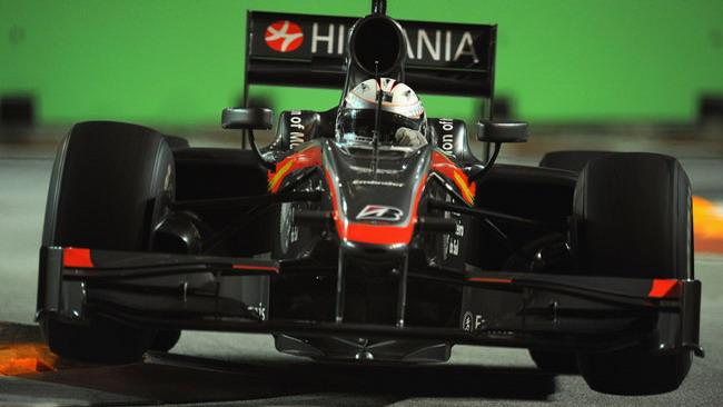Klien torna sulla HRT ad Interlagos