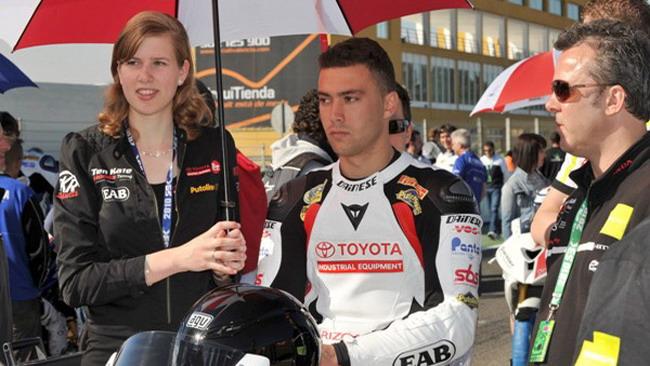Il team Supersonic ha scelto Maxime Berger