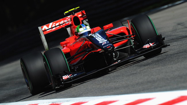 La Marussia entra nella Virgin Racing
