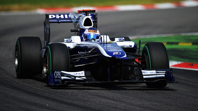 La Williams conferma Barrichello per il 2011