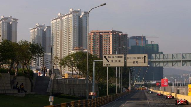 Sette piloti penalizzati in griglia a Macao