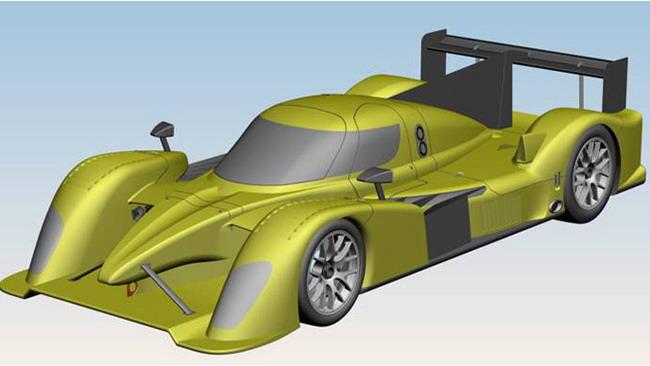 Arriva anche la versione col tetto della Riley LMP2