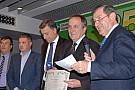 Nando Cazzaniga premiato con la Insegna d'Oro