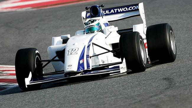 Tra i premi del 2011 c'è anche un test in GP2