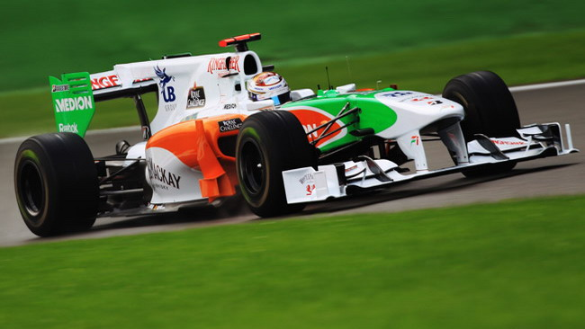 Manca solo la firma per il rinnovo tra Sutil e Force India